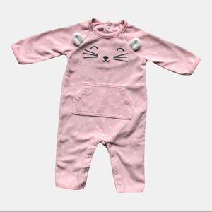 ⭐️2/$28 Carter's Mouse Baby Sleeper
